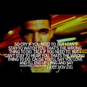 Best Drake Quotes From Lyrics
