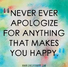 Never ever apologize... #Daily #Inspirational #Quotes