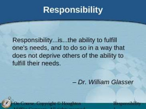 Quote William Glasser