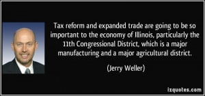 reform and expanded trade are going to be so important to the economy ...