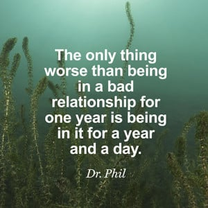 Dr. Phil Quotes Relationship