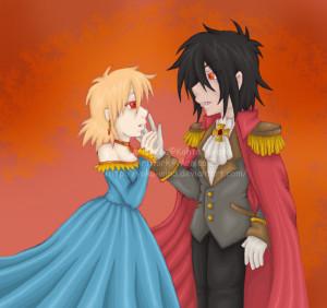 Alucard And Seras Victoria...