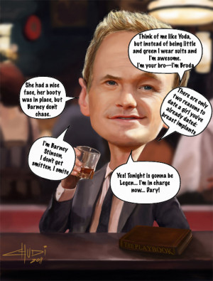 Barney Stinson: That's What He Said (and it's Legendary)!