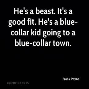 Quote He Who Makes a Beast Out of Himself