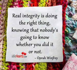 These are the integrity and honor quotes Pictures