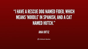 Go Back > Gallery For > Rescue Dog Quotes