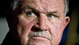 Mike Ditka has an interesting barometer for stupid.