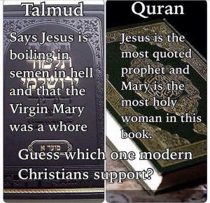 quran and Talmud