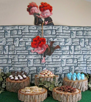 ... Your Day Events: Brave themed birthday party…this idea is so cute