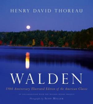 ... доброго гения / H. D. Thoreau, Walden: solitude, nature