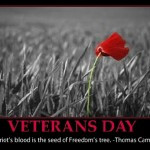 Good Veterans Day Quotes | Famous Veterans Day Quotes