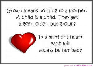 quotes about sons and mothers relationship