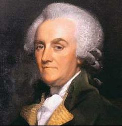 13th Colonial Governor of New Jersey