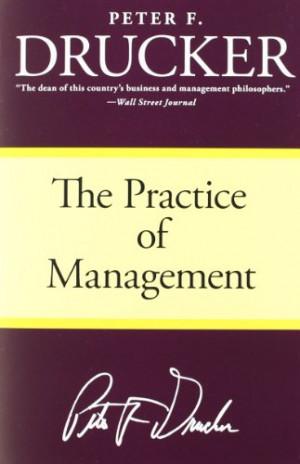 Peter Drucker Business Quotes