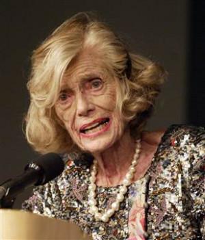 Eunice Kennedy Shriver hospitalized