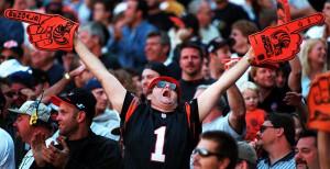 Bengals Fans Get Celebrate Too