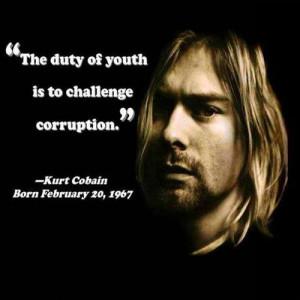 Kurt Cobain Quotes (Images)