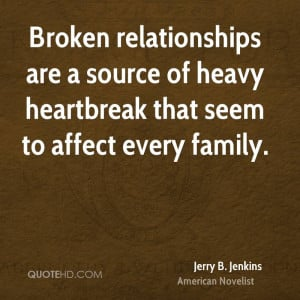 Jerry B. Jenkins Family Quotes