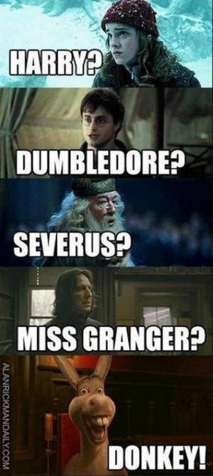 Harry Potter Funny Quotes Funny harry potter collection