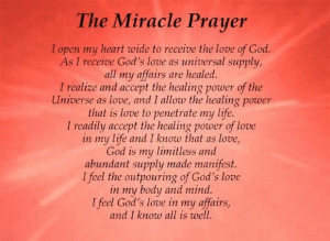 Prayer Quotes and Sayings