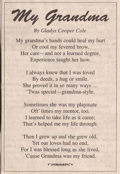 Family History Quotes/Poems
