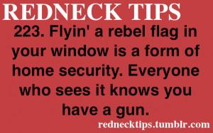 redneck # redneck tip # redneck tips # tip # tips # rebel flag ...