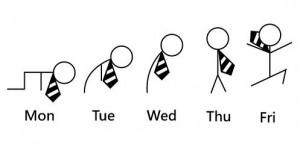 funniest working week job Fridays, funny working week job Fridays