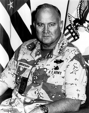 Quote from Gen. H. Norman Schwarzkopf »