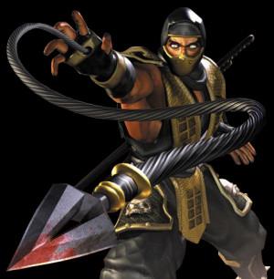 About 'Scorpion (Mortal Kombat)'