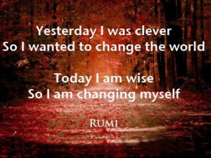 you enjoyed these Rumi Quotes. Please share these with your family ...