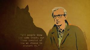 In 1997's Deconstructing Harry , Woody Allen's central character ...