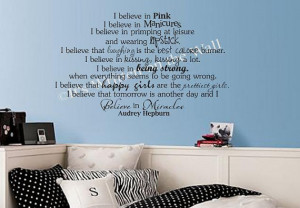 My favorite quote by the one and only Audrey Hepburn also on Etsy