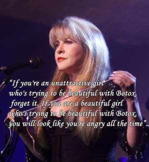Quotes From Stevie Nicks
