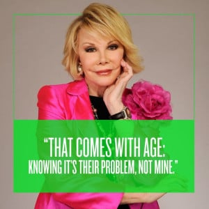 Can We Talk?' Remembering 35 of Joan Rivers's Best Quotes and Jokes