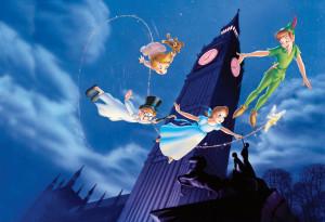 Découverte du contenu de Peter Pan et Peter Pan 2 : Retour au Pays ...