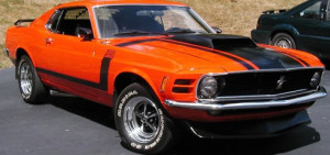 1970 Ford Mustang Features and Auto Insurance Quotes