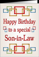 Birthday Quotes For Son In Law Happy birthday son-in-law,