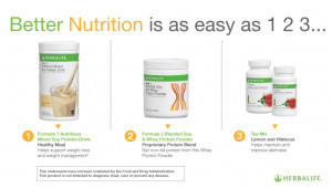 Home > Our Product Solutions > Weight Management > Daily Nutrition