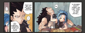 fairy tail, gale, gajevy, gajeel redfox, levy mcgarden, rboz, council