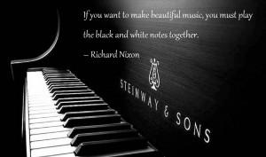 music…