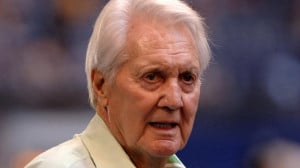 Legendary Broadcaster Pat Summerall Dies at 82