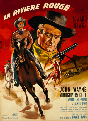 ... , we currently have two of my all-time favorite John Wayne posters