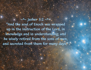 THE BLESSING AND CURSE OF UNDERSTANDING ENOCH