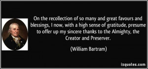 More William Bartram Quotes