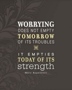 stress and worry - Google Search