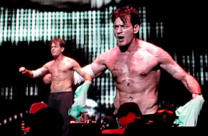 Charlie Sheen is RIPPED [Pics]