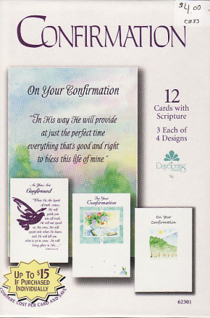 ... gifts for teen boys catholic confirmation scripture verses