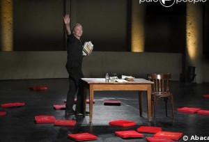 Au royaume des comédiens, Fabrice Luchini occupe une place sans ...