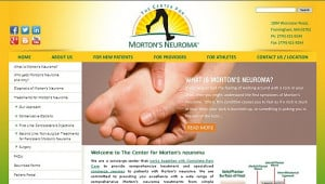Website Design for Physical Therapy