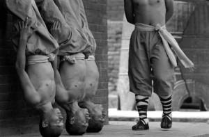 Shaolin Kung Fu - Shaolin Monks Training!